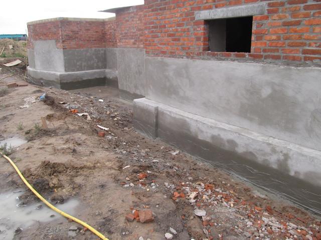 Гидроизоляция бетона и кирпичных к маслянная мастика для веранды