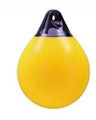 Буй морской A38 38х45 Желтый