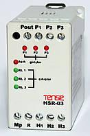 Реле управления 3 насосоми поочередное включение насосов насосных станций TENSE DIN дин + винты цена купить, фото 1