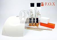 """Стартовый набор """"F.O.X с лампой LED на 24 Вт Nail Lamp SUN 9S"""""""