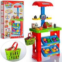Детский набор для игры в магазин Baby Tilly 661-79 Супермаркет