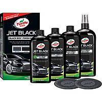 Полироль TURTLE WAX® JET BLACK™ BLACK BOX® FINISH KIT