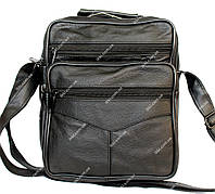 Удобная сумка из натуральной кожи для мужчин (889)