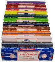 Аромапалочки Satya Golden Era, 15 гр