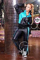 Спортивный костюм Luzana -17395 (Черный)