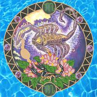 Схемы для вышивки бисером  Знаки Зодиака. Скорпион