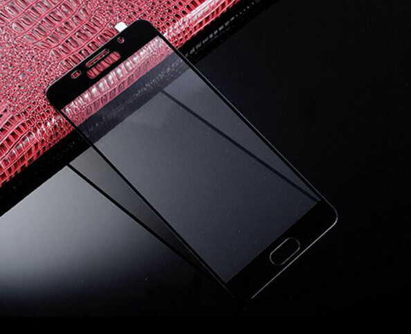 Full Glue защитное стекло для Samsung Galaxy A5 2016 (A510F) - Black