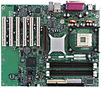 Материнская плата Intel D865GBF, s478, б\у