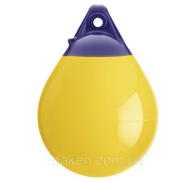 Буй морской А75 75х80 Желтый