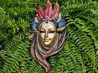 Коллекционная настенная Венецианская маска Veronese WU74137VC