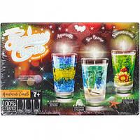 """Набор парафиновых свечей """"Magic Candle"""" МGС-01-01"""