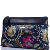 Сумка-клатч Desisan Женская кожаная мини-сумка DESISAN (ДЕСИСАН) SHI2911-415