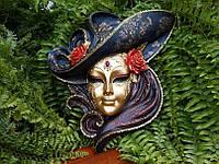Коллекционная настенная Венецианская маска Veronese WU74138VC