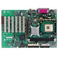 Материнская плата Intel D845GEBV2, s478, б\у
