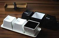 Оригинальные чашки кнопки Ctrl Alt Del // 100019