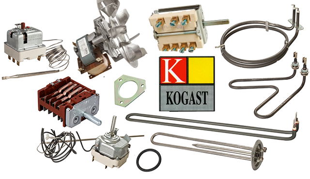 Запчасти для Kogast