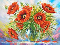 Схемы для вышивки бисером Цветы грёз