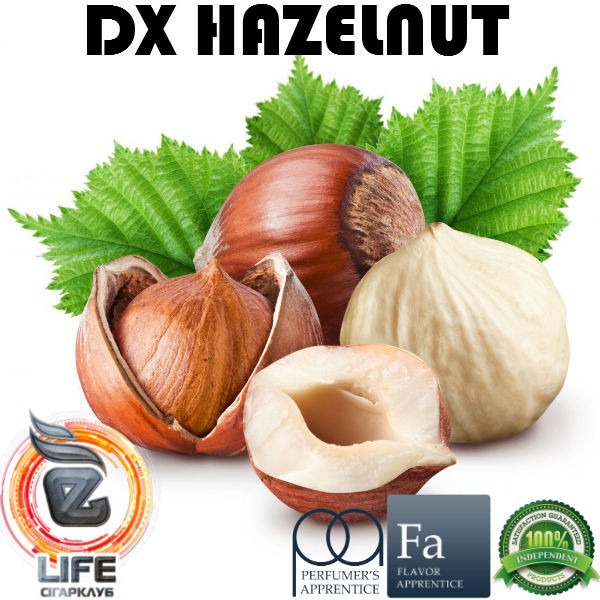Ароматизатор TPA DX Hazelnut Flavor (DX Лесной орех)