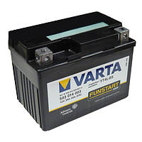 Мото аккумулятор Varta 12v 503 014 003-3Ah Funstart AGM (YT4L-4.YT4L-BS)
