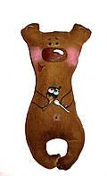 Кофейная игрушка Мишутка с мороженком