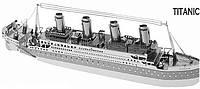 3D конструктор Титаник