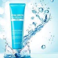 Secret Key Hyaluron Aqua Micro-Peel Cream Глубокоувлажняющий крем с гиалуроновой кислотой