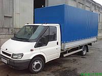 Тент на грузовые автомобили и полуприцепы