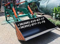 Фронтальный погрузчик кун для тракторов МТЗ, ЮМЗ, Т-40