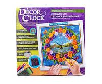 Набор для творчества Часы Decor clock