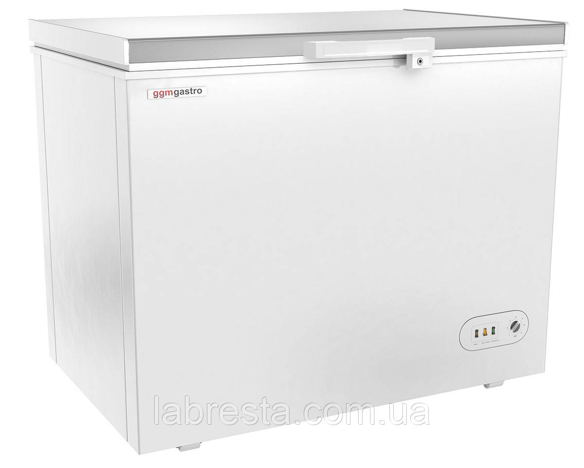 Морозильний лар 272 л GGM Gastro