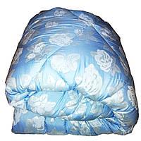 Одеяло евро размер 200/220 холлофайбер, ткань полиэстер.