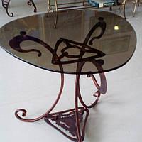 Журнальный столик художественная ковка