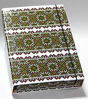 Папка-коробка ламинированная на резинке толщ 50мм