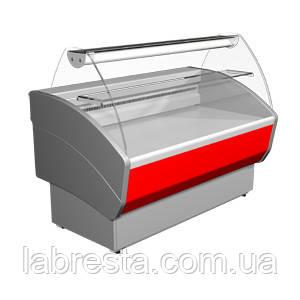 Витрина холодильная среднетемпературная ВХС-1,2 Полюс ЭКО