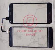 Umi London / Bravis A506 Crystal /S-TELL M621 тачскрін сенсор чорний оригінальний