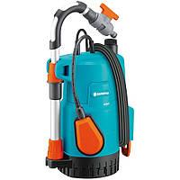 Дренажный насос Gardena 4000/2 Classic для резервуаров с дождевой водой