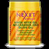 NEXXT Маска с маслом макадамии и маслом оливы (1000ml)