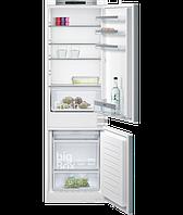 Встраиваемый холодильник с морозильником Siemens KI86NKS30