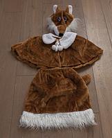 Карнавальный костюм детский Лисички