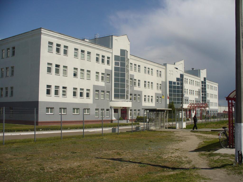 "Завод ""Кока-Кола"". Микробиологические лаборатории."