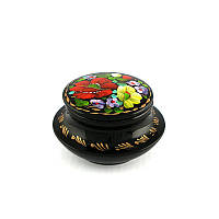 Шкатулка с ручной росписью Цветочная Палитра