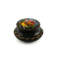Шкатулка с ручной росписью Украинский Букет