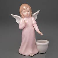 """Подсвечник """"Ангелок"""" 12 см подарок для девушки"""