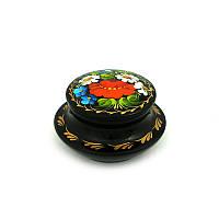 Шкатулка с ручной росписью Полевая Краса