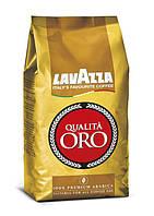 Кофе в зернах Lavazza Qualita Oro 1кг зерновой кава 100% Арабика