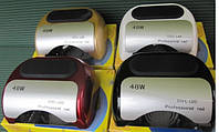 Уф-лампа ГИБРИД (CCFL+LED) 48W(ВТ) Professional 48 ( Ю. Корея)