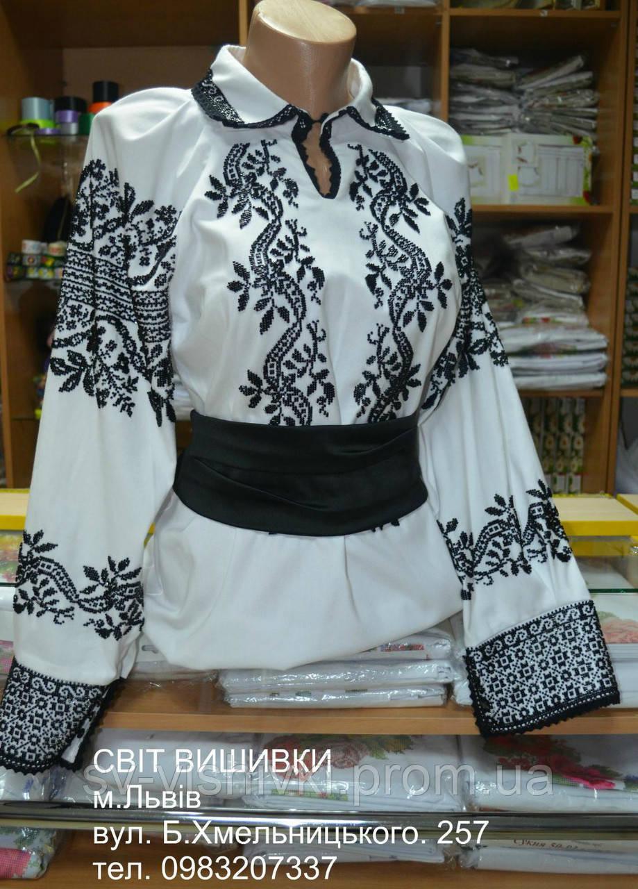 Вишита блузка сокальська (ручна робота bb03bbee22495