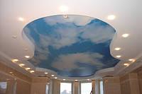 Художественные натяжные потолки, фото 1