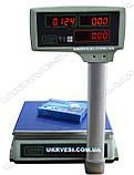 Весы электронные торговые ВТЕ-Центровес-15-Т2-СМ, фото 3