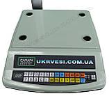 Весы электронные торговые ВТЕ-Центровес-15-Т2-СМ, фото 4